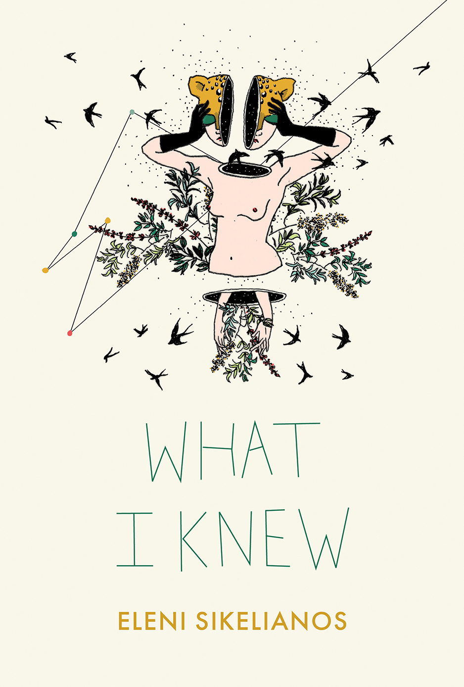 [book cover] what I knew