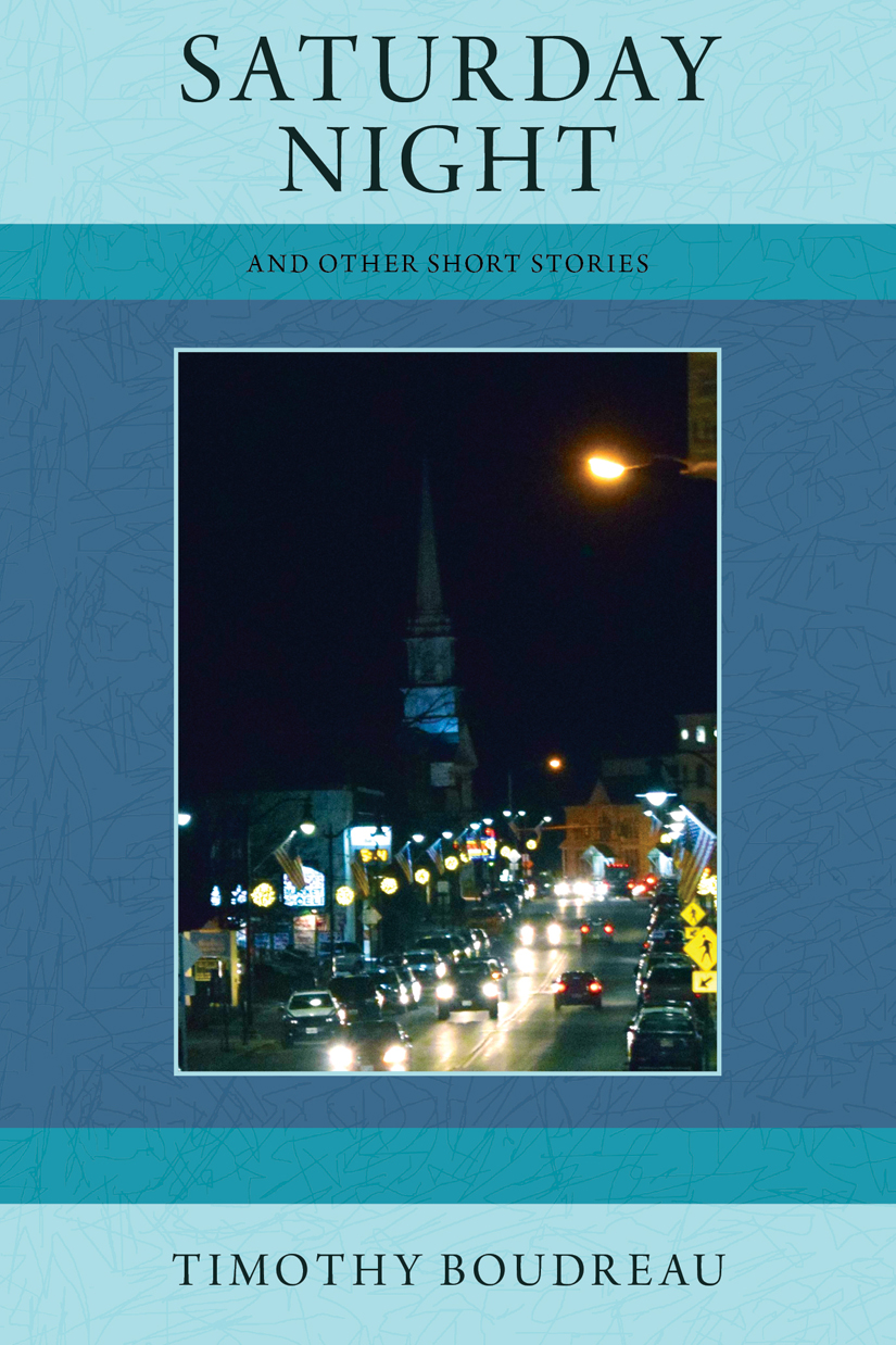 Saturday Night, And Other Short Stories