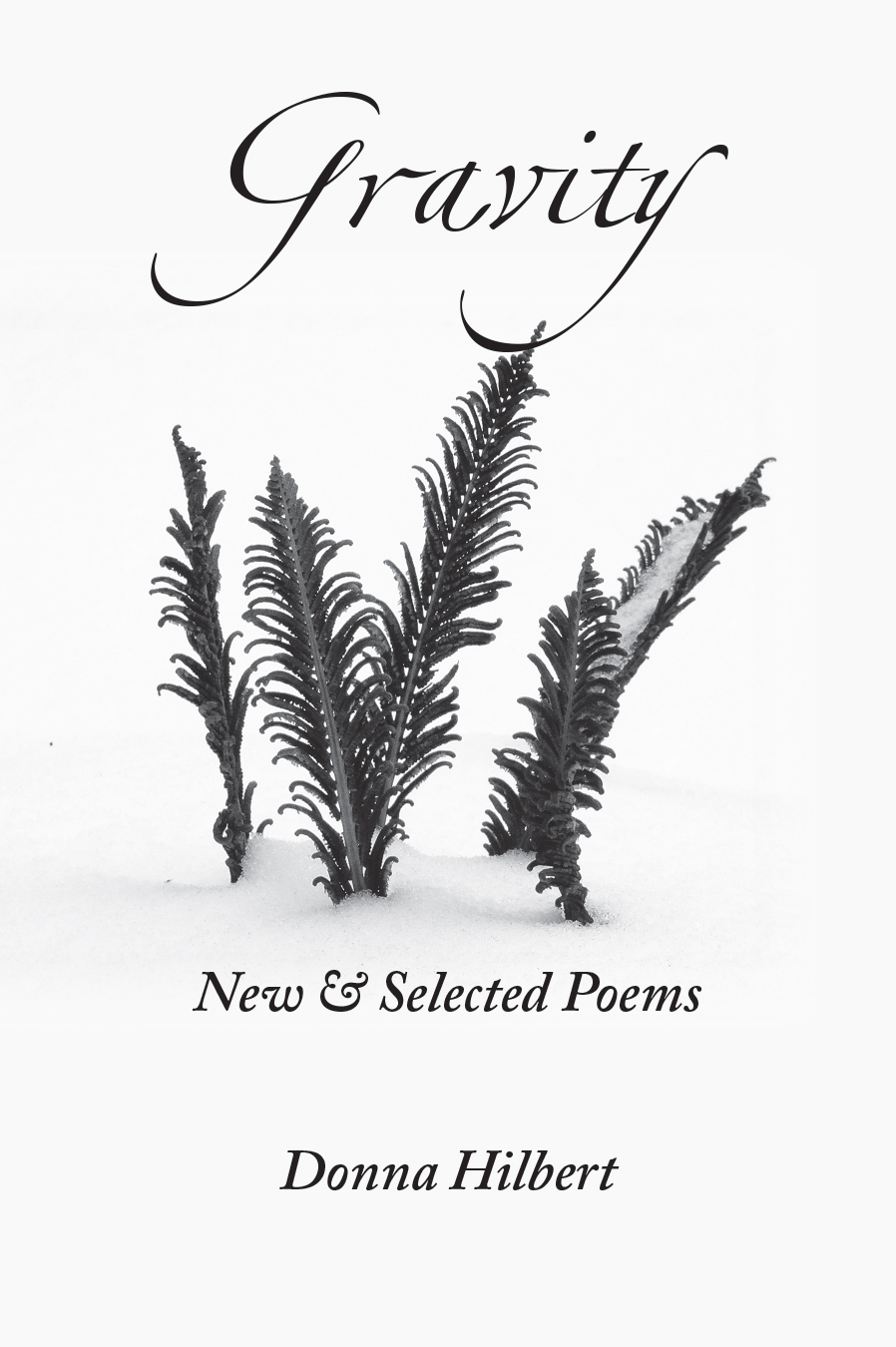 Gravity New & Selected Poems