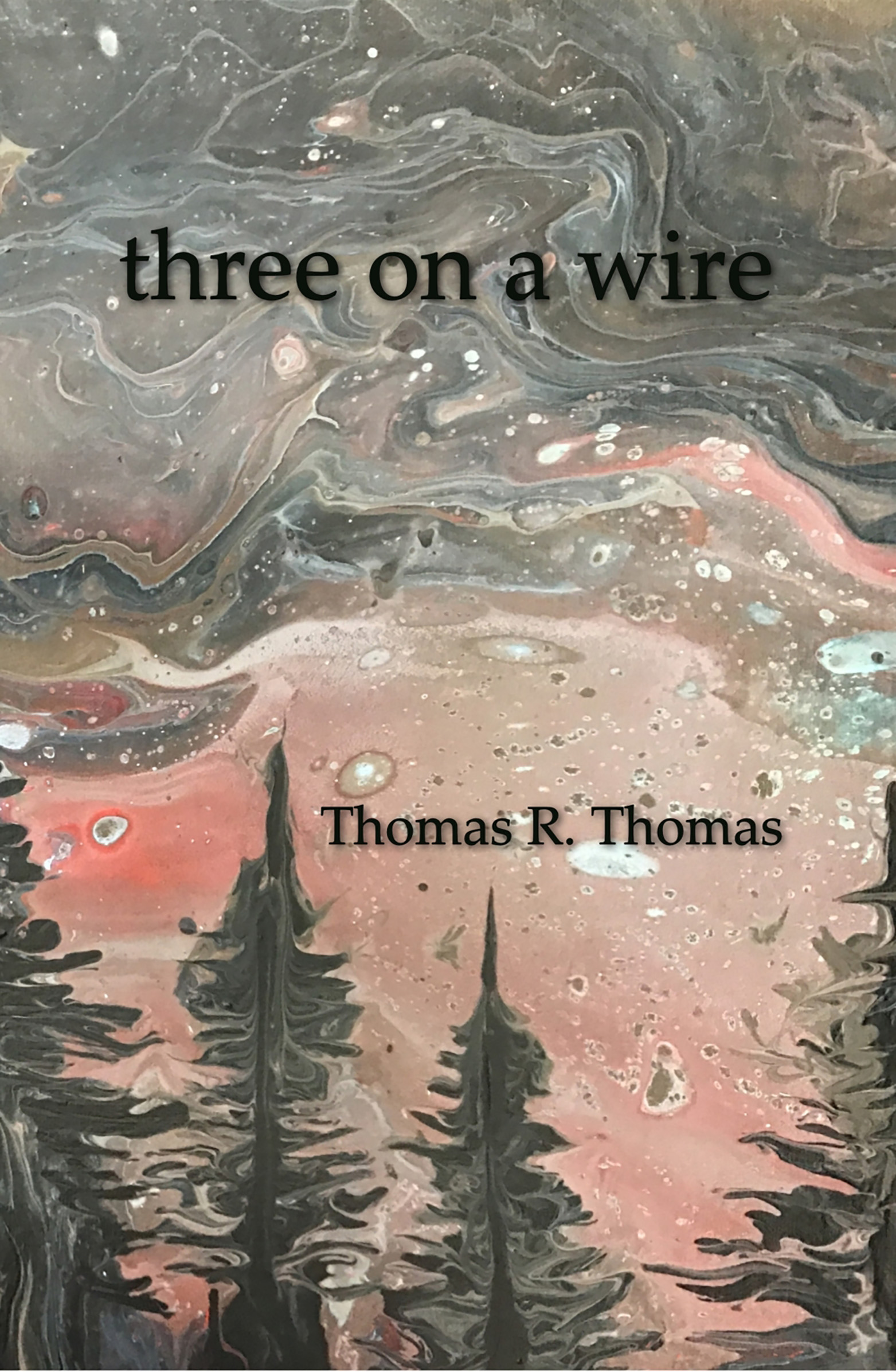 three on a wire