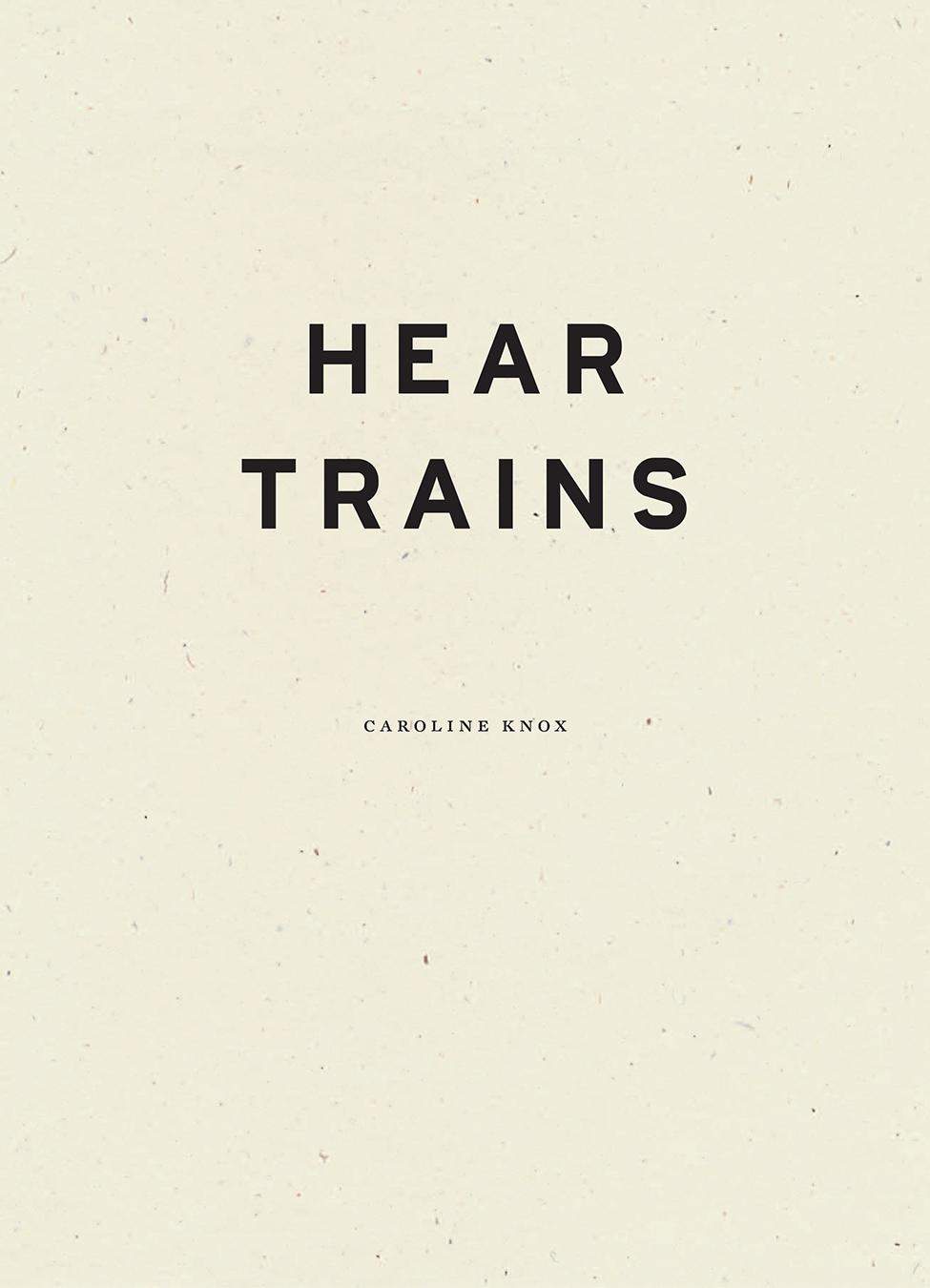 Hear Trains
