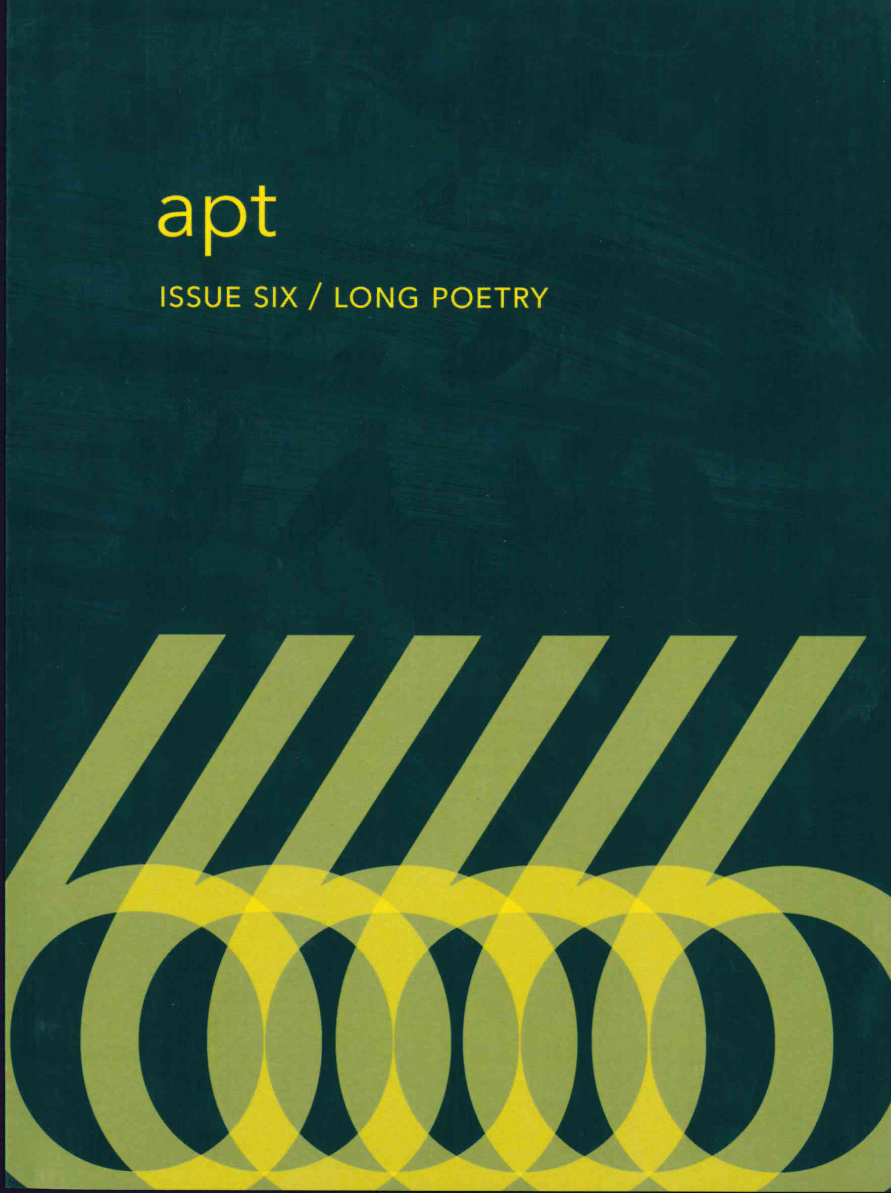 apt: issue six