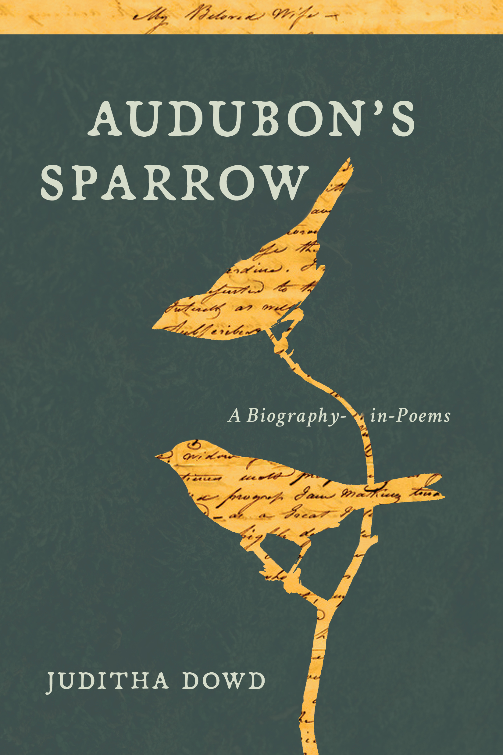 Audubon's Sparrow: A Biography-in-Poems
