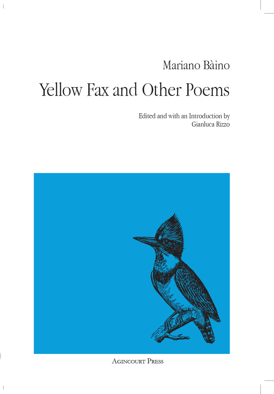 Yellow Fax and Other Poems