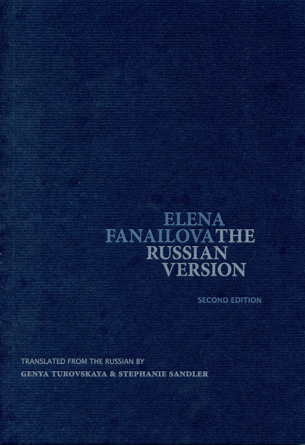 The Russian Version (2nd Edition)