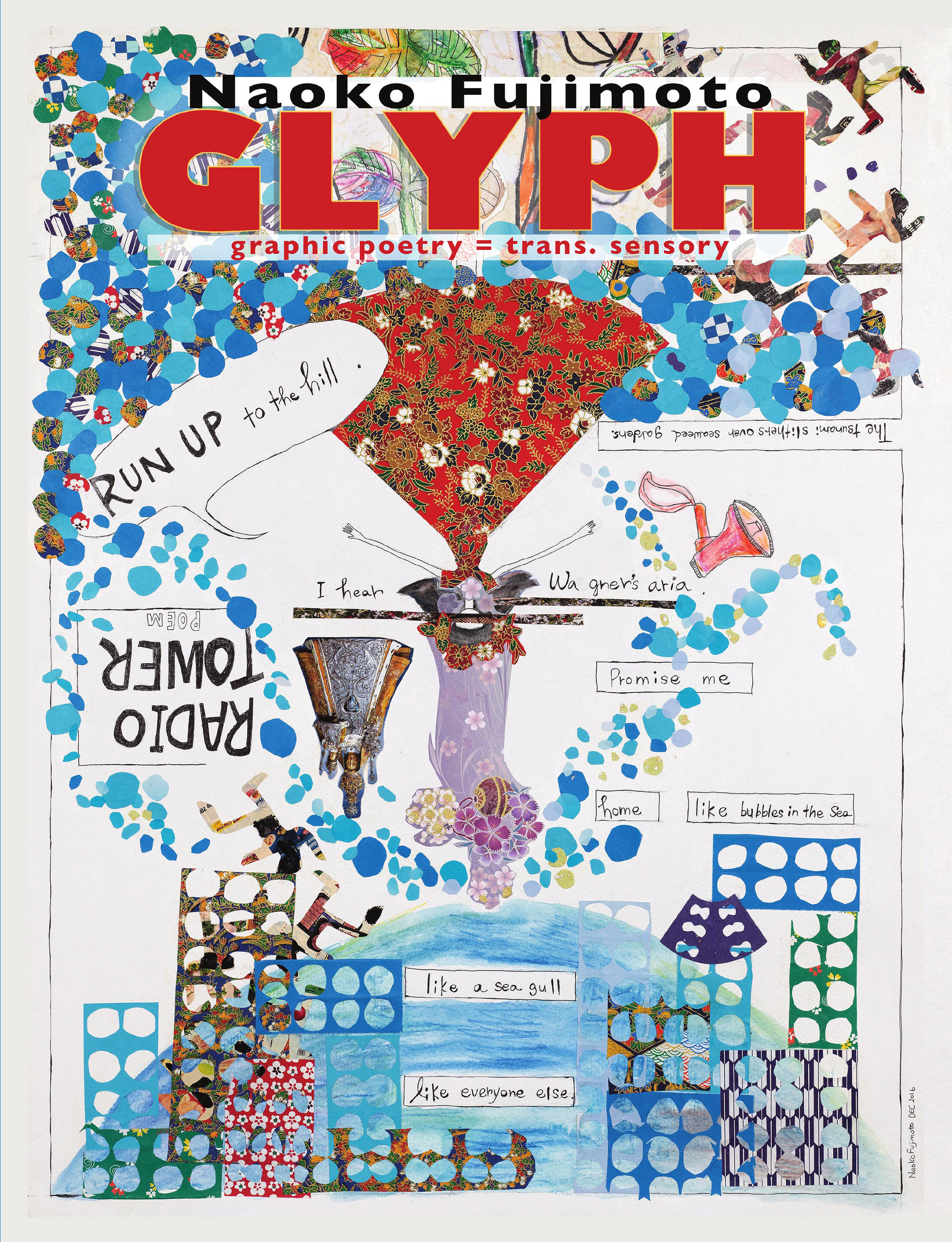 GLYPH: graphic poetry = trans. sensory