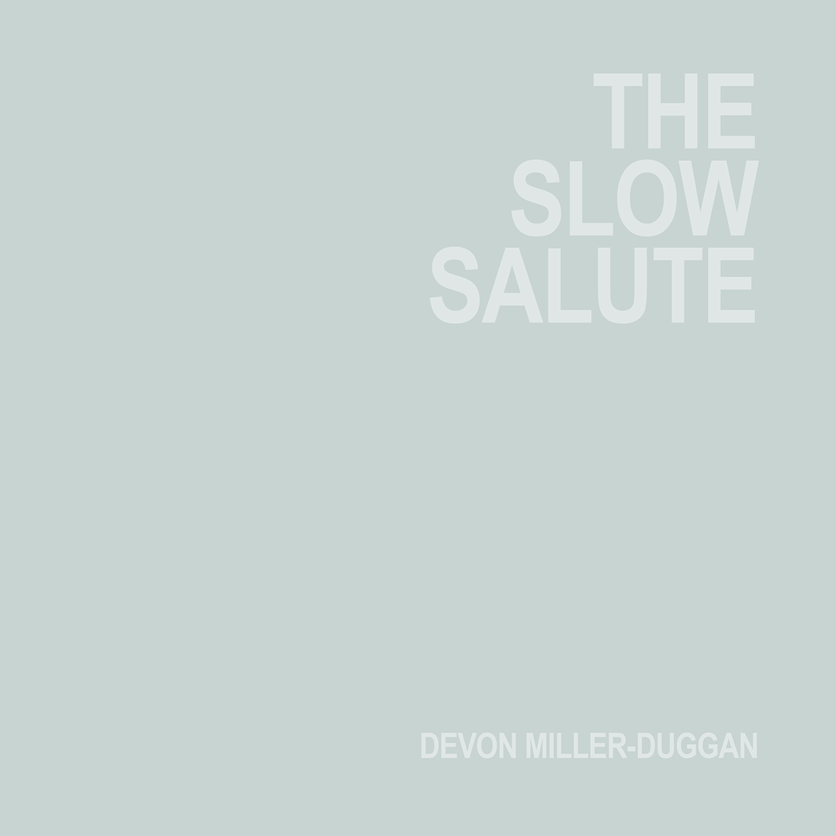 The Slow Salute