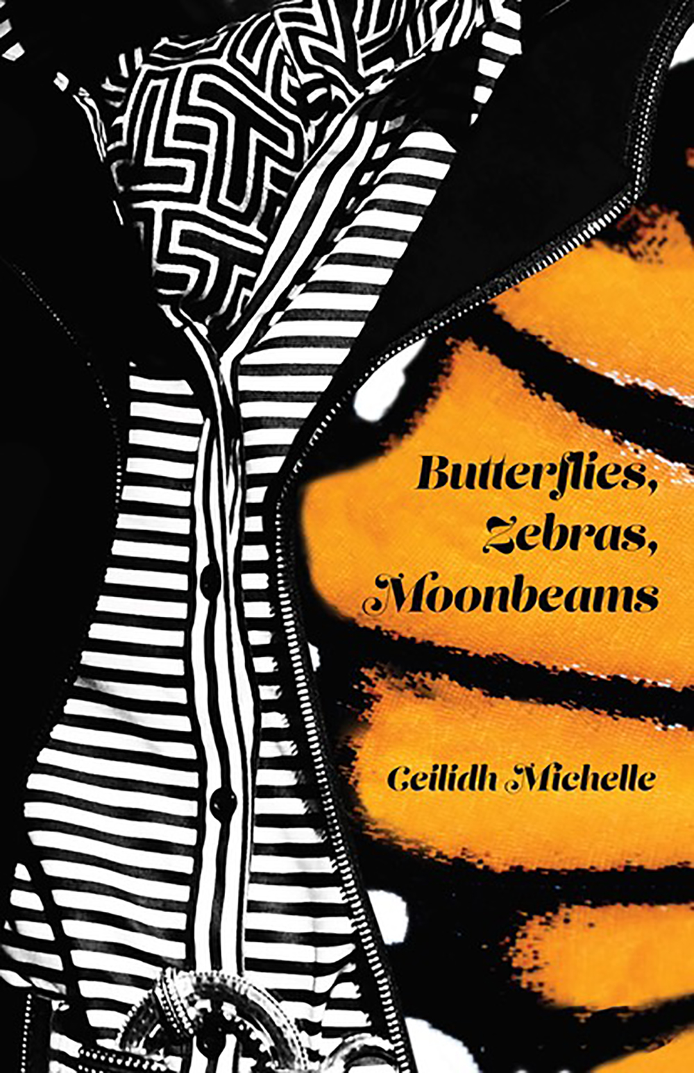 Butterflies, Zebras, Moonbeams