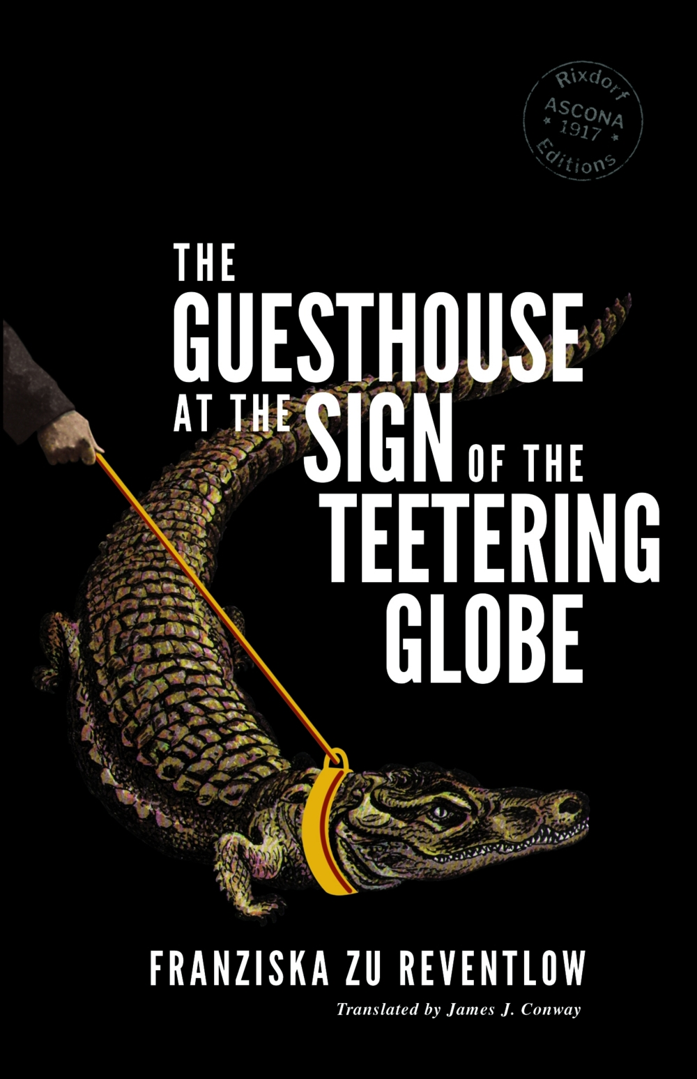 The Guesthouse at the Sign of the Teetering Globe