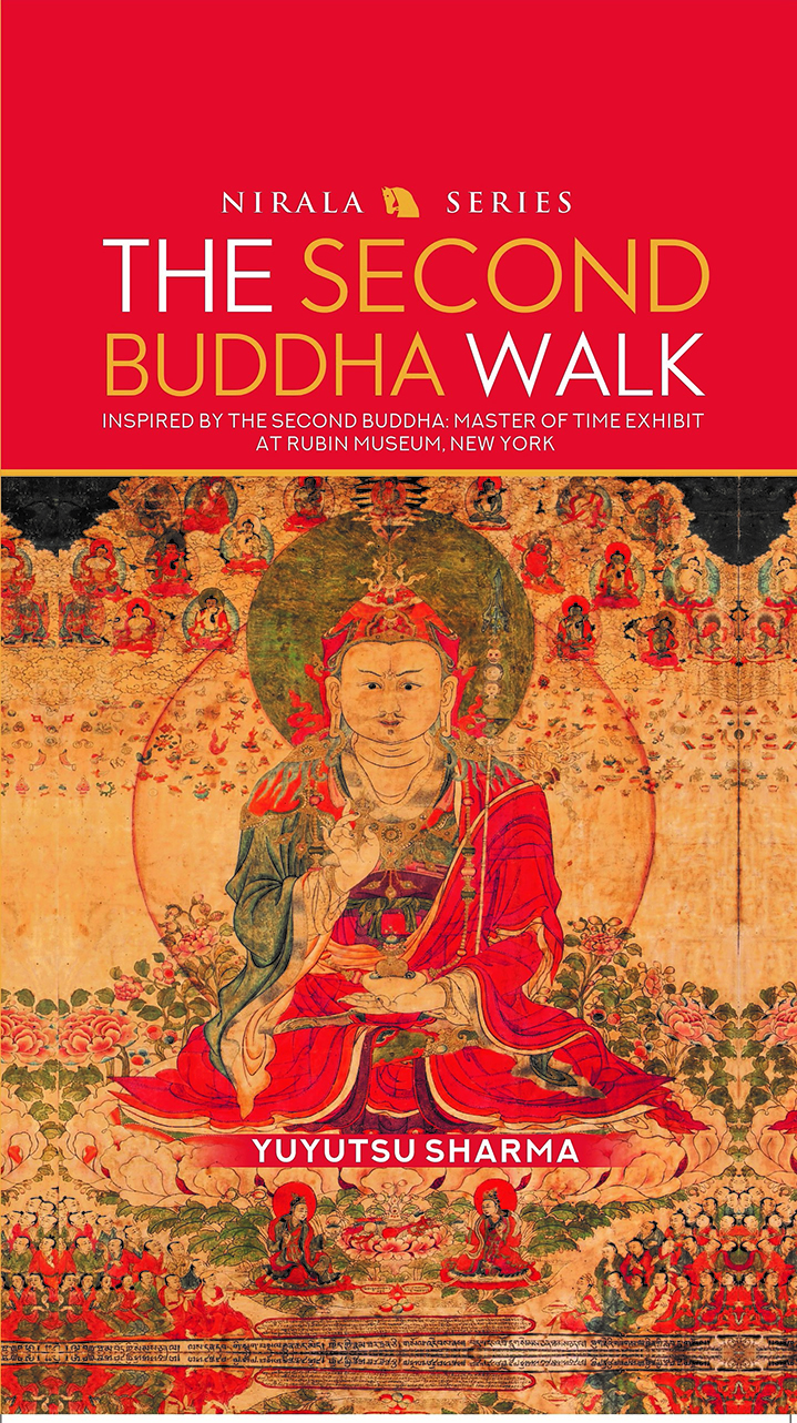 The Second Buddha Walk: Inspired by The Second Buddha : Master of Time Exhibit at Rubin Museum, New York