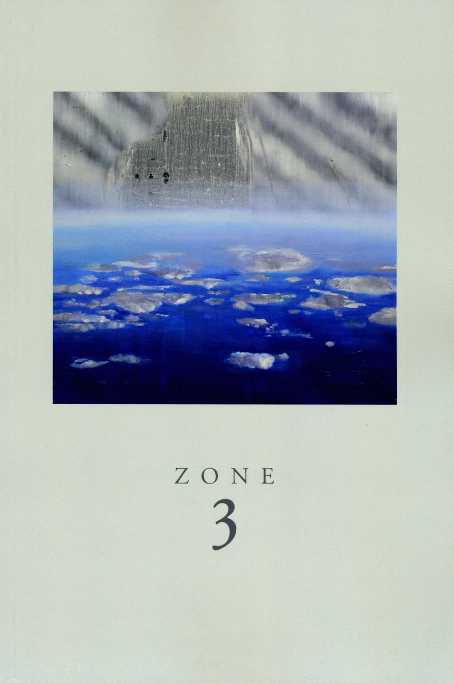 Zone 3 Vol. 31 No. 2 Fall 2016