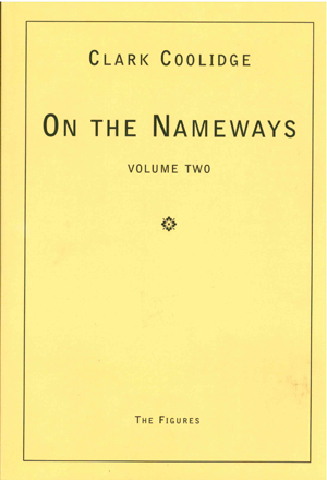 On the Nameways Volume Two