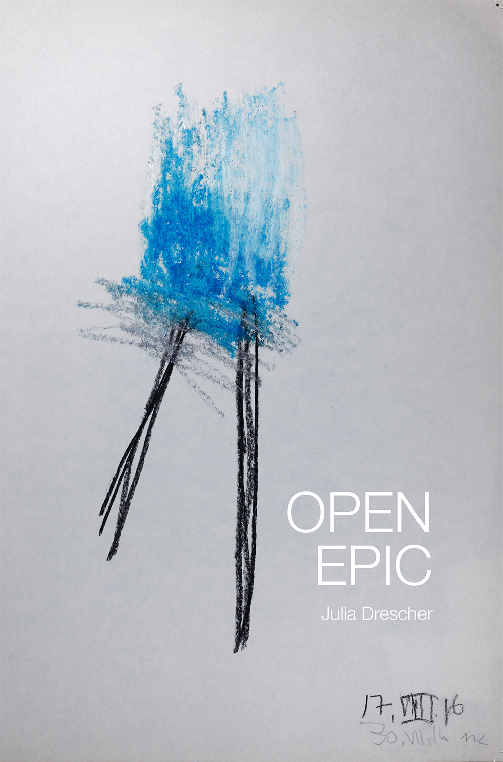 open epic | julia drescher | delete press