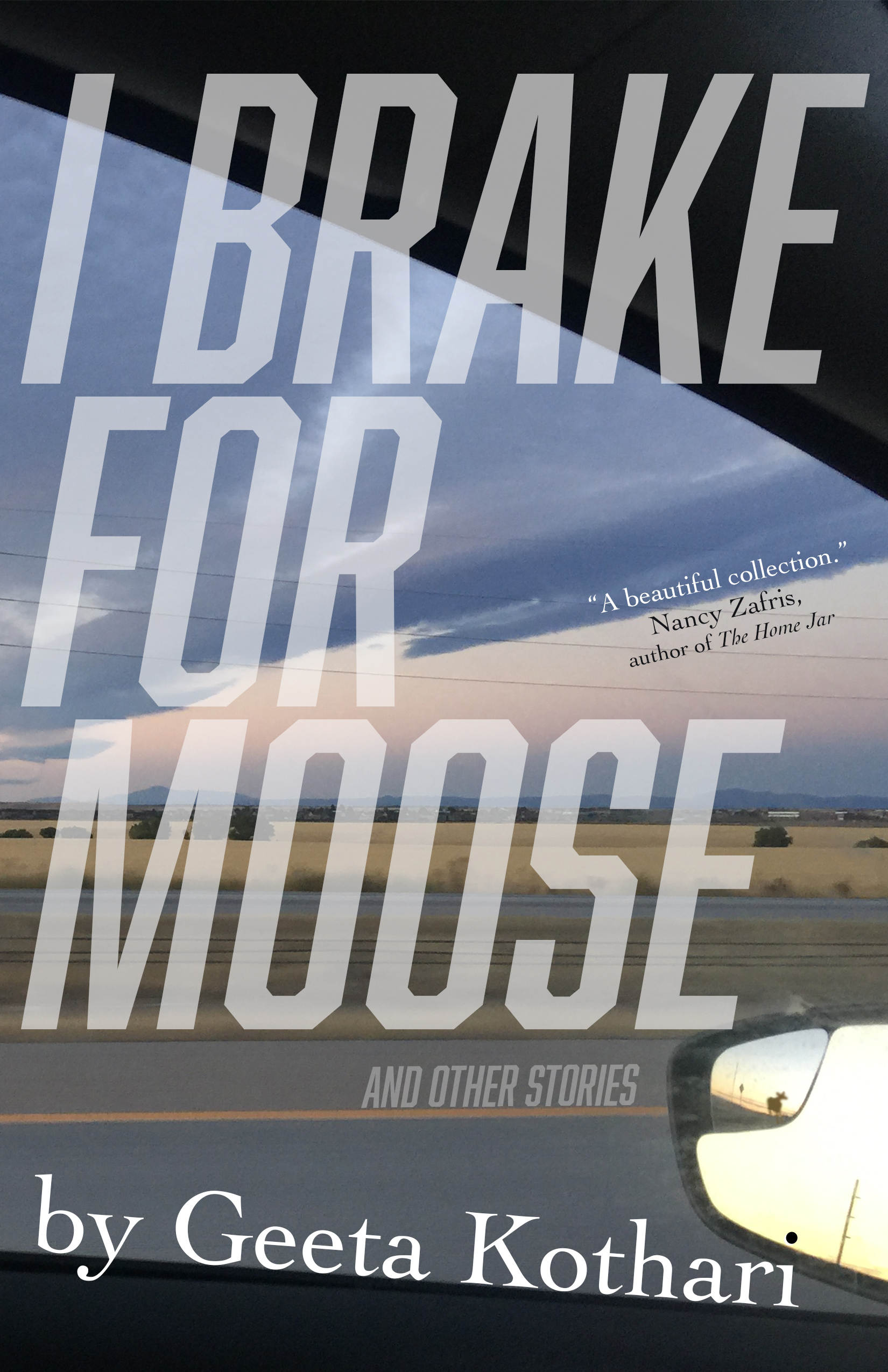 I Brake for Moose and Other Stories