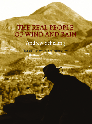 The Real People of Wind and Rain: Talks, Essays, and an Interview