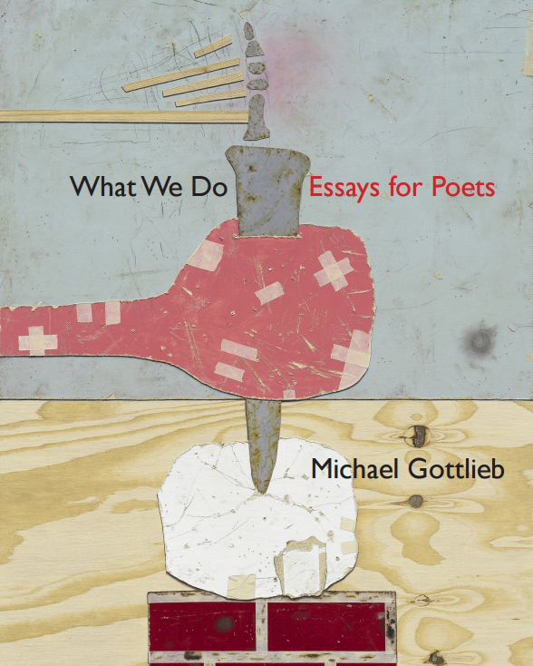 What We Do: Essays for Poets