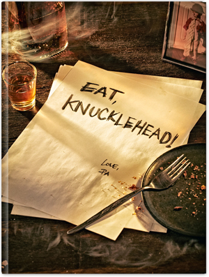 Eat, Knucklehead!