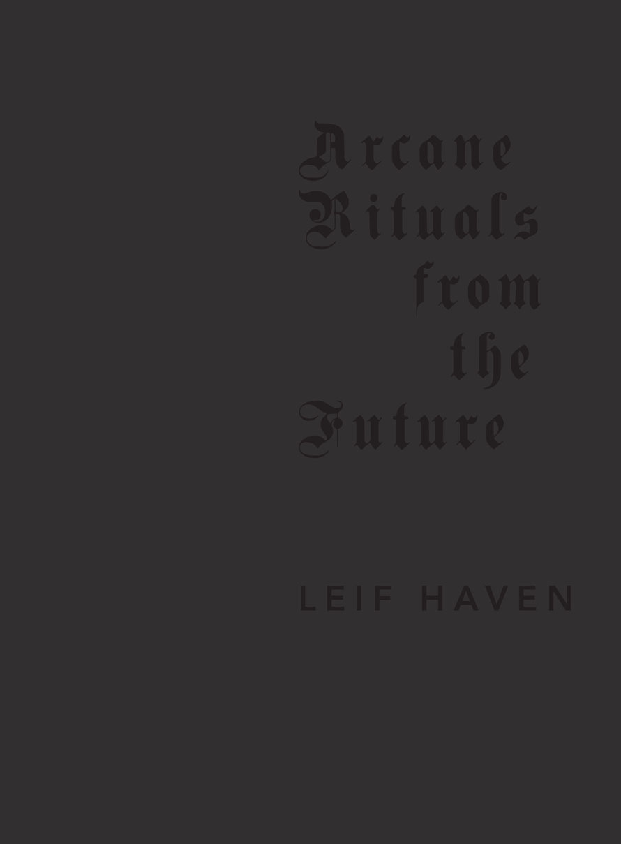 Arcane Rituals from the Future