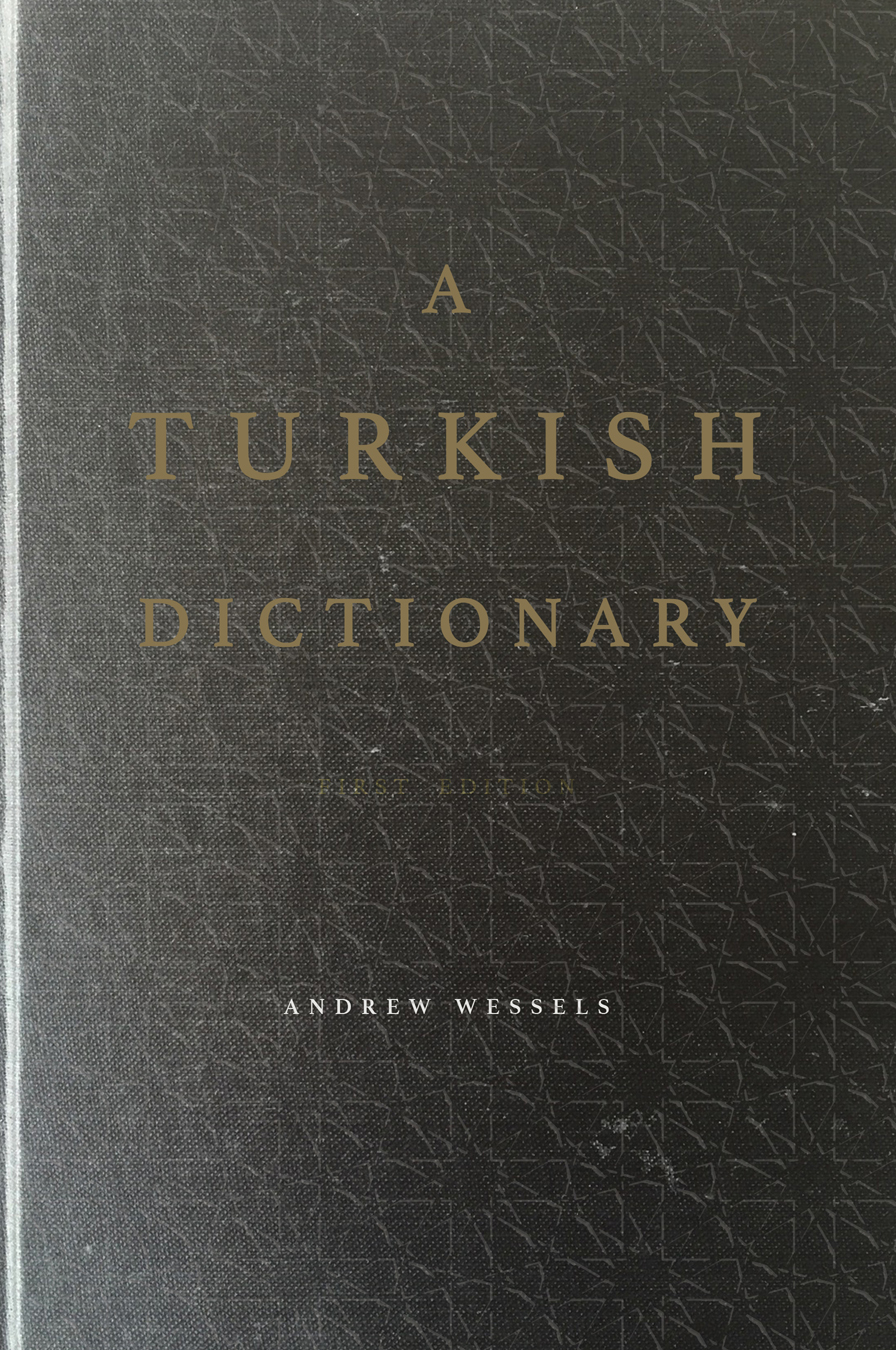 A Turkish Dictionary