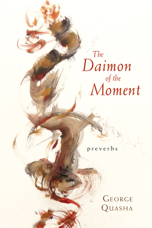 The Daimon of the Moment: Preverbs