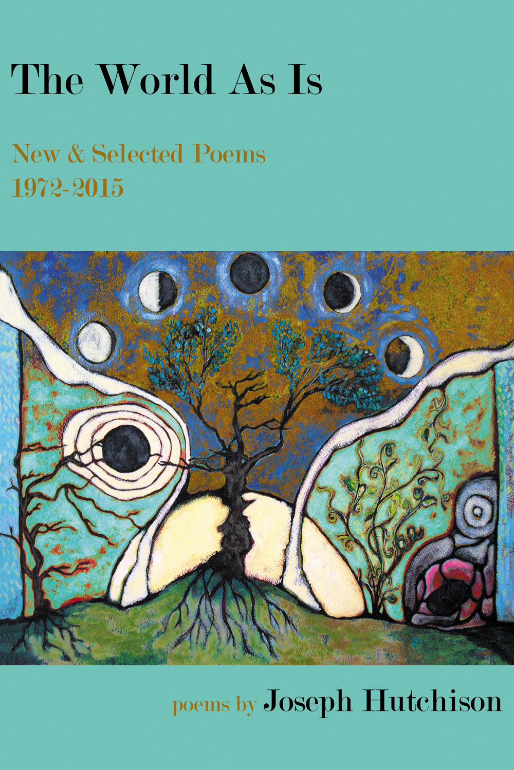 The World As Is: New & Selected Poems, 1972-2015
