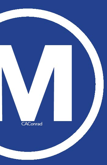 circle m | ca conrad | counterpath press