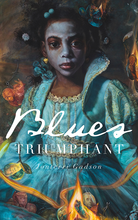 blues triumphant | jonterri gadson | yesyes books