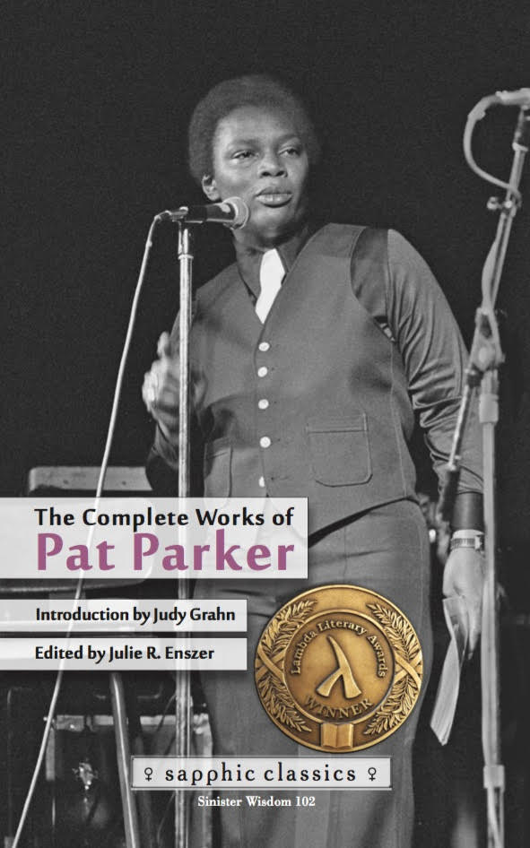 the complete works of pat parker | pat parker | a midsummer night's press
