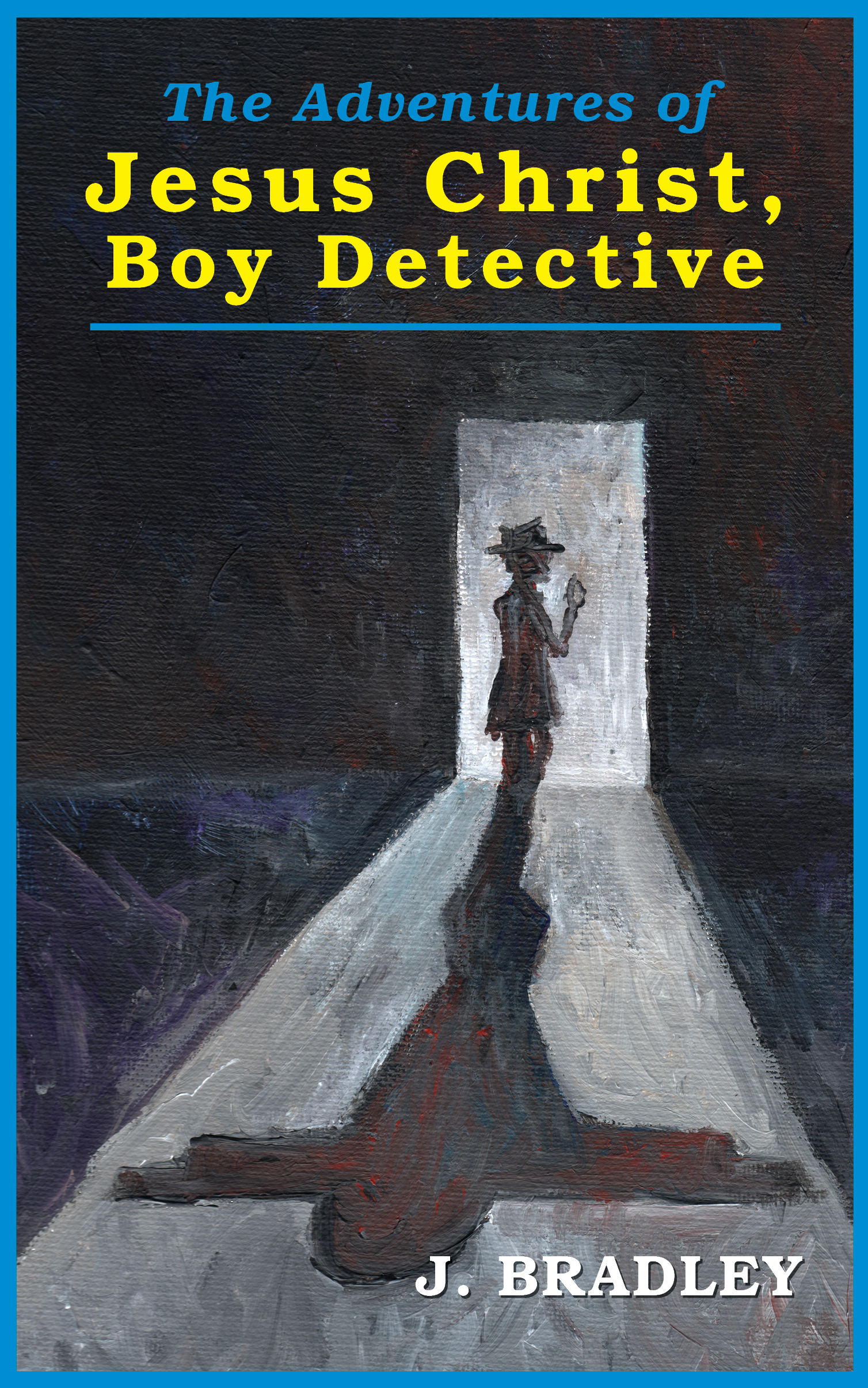 The Adventures of Jesus Christ, Boy Detective