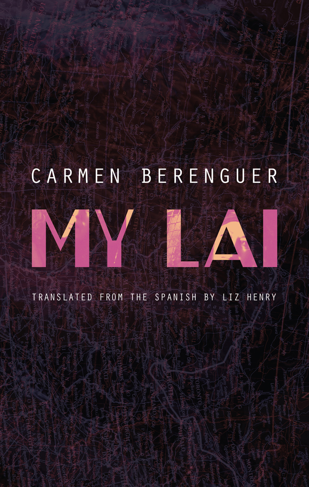 my lai | carmen berenguer | cardboard house press