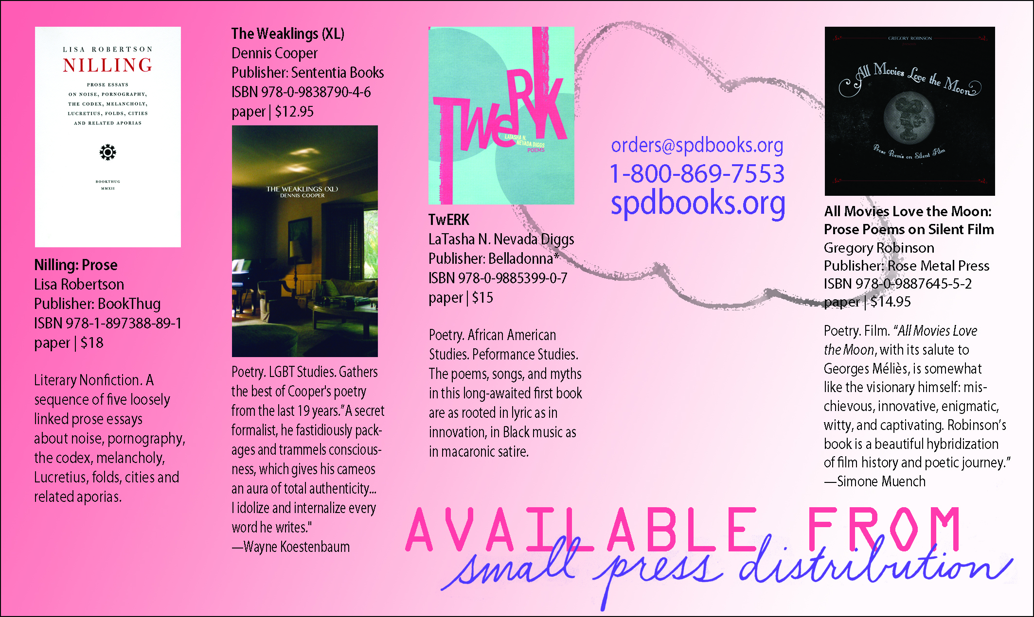 SPD in Cabinet! Spring issue, 2014