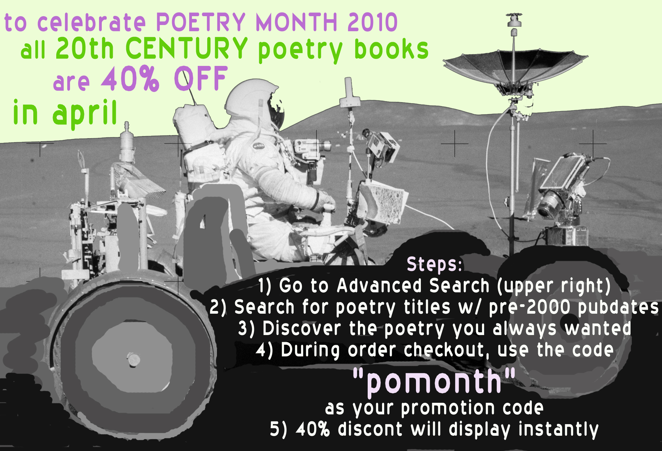 SPD POETRY MONTH SPECIAL