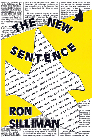 The New Sentence, Ron Silliman
