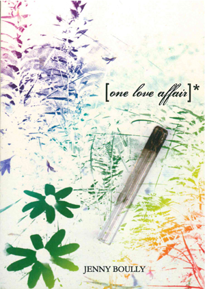 [one love affair]* | Jenny Boully | Tarpaulin Sky Press