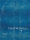 Tripwire: No. 7 David Buuck, Editor