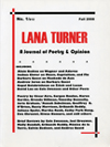 Lana Turner: A Journal of Poetry and Opinion