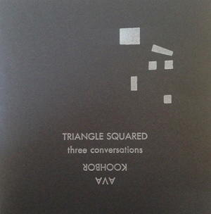 triangle squared | ava koohbor | bootstrap press