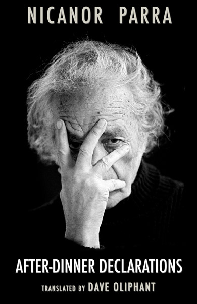 After-Dinner Declarations | Nicanor Parra