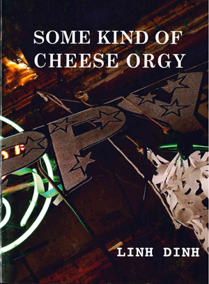 Some Kind of Cheese Orgy Book Cover