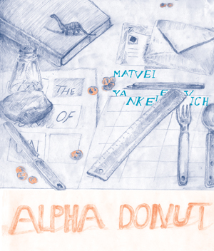 Alpha Donut | Matvei Yankelevich | United Artists Books
