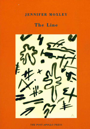 The Line, Jennifer Moxley