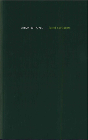 Army of One, Janet Sarbanes