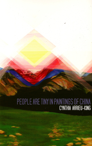 People Are Tiny in Paintings of China, Cynthia Arrieu-King