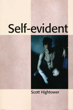 Self-evident | Scott Hightower | Barrow Street Press