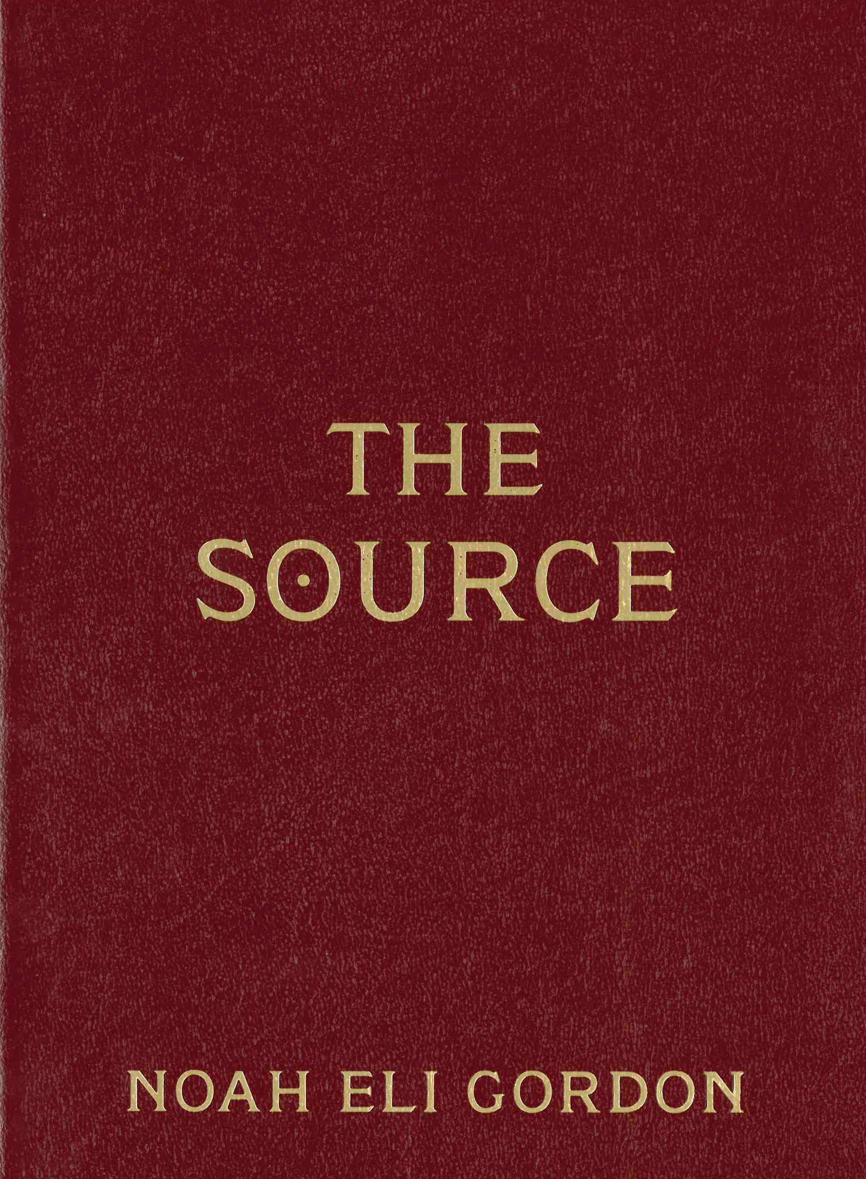 The Source, Noah Eli Gordon