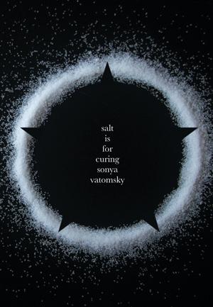 Salt is for Curing | Sonya Vatomsky | Sator Press