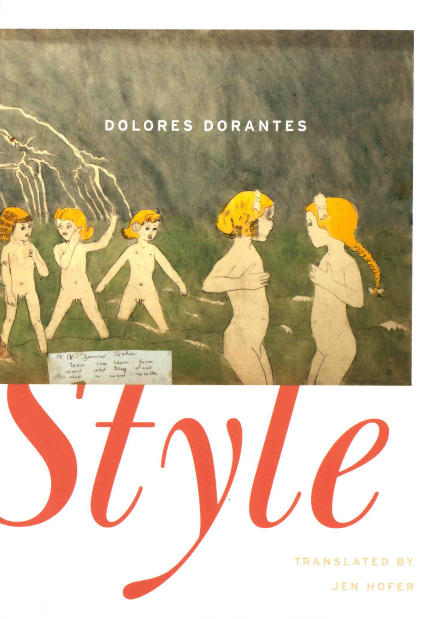 Style | Dolores Dorantes | Kenning Editions