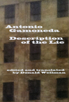 Description of the Lie (Descripcion de la mentira), Antonio Gamoneda