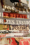 Win These Posters and Other Unrelated Prizes Inside | Norma Cole | Omnidawn Publishing