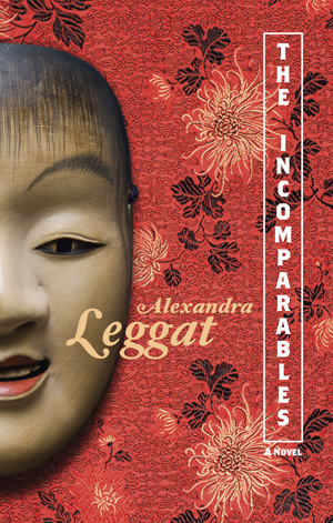 The Incomparables Alexandra Leggat